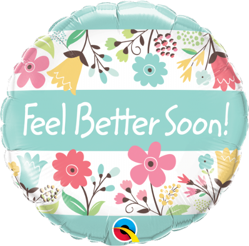 16983: - :Feel Better Soon! Floral